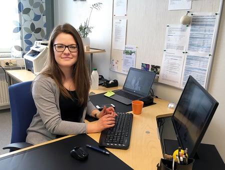 Yritysneuvoja Ella Saarenpää